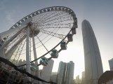 Wheel at Hong Kong Central